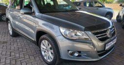 2008 Volkswagen Tiguan 2.0TDi Sport & Style TipTronic (R189950)